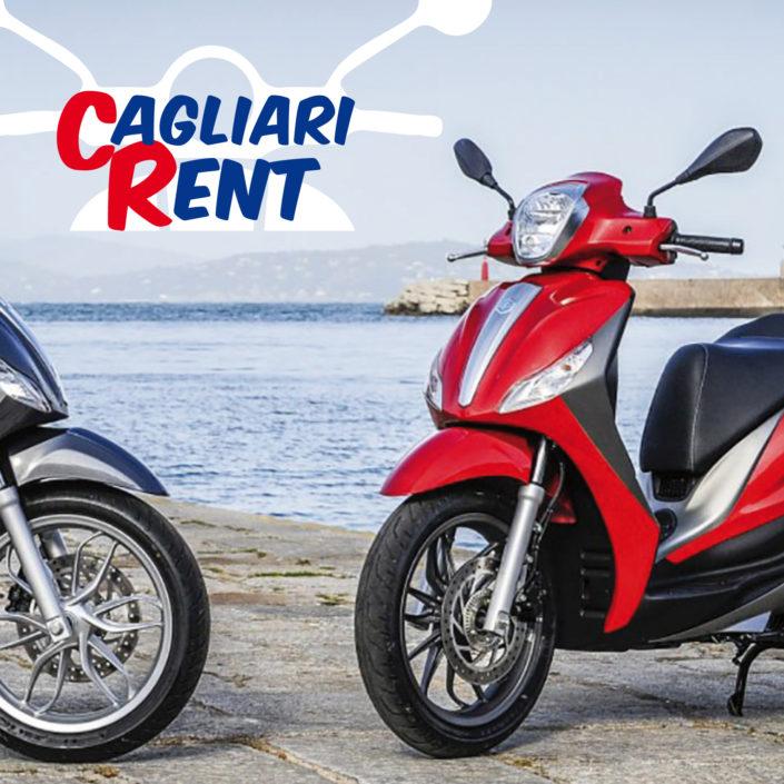 Scooter Rental Cagliari | Noleggio scooter Cagliari | Location de Scooters à Cagliari