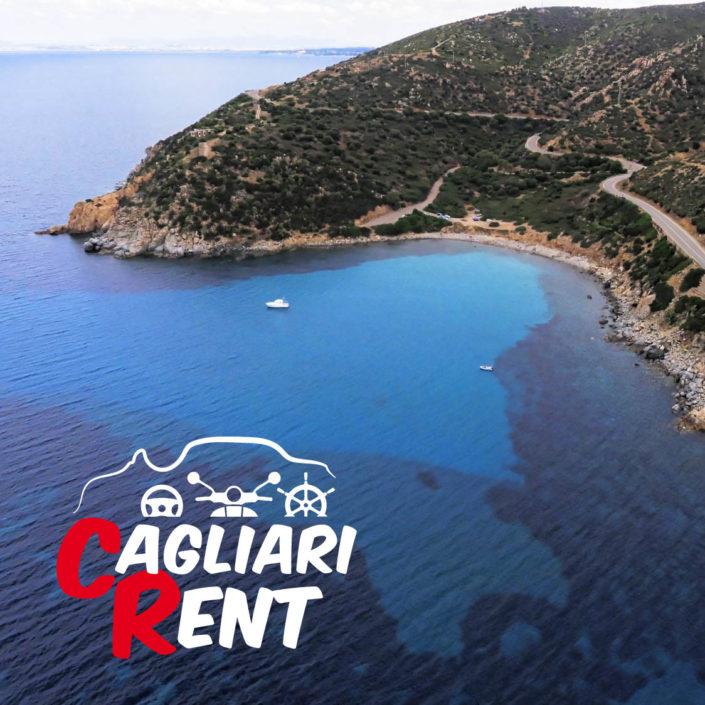 Visit south Sardinia beaches with motorboat - no license required   Cagliari Rent a Quartu Sant'Elena